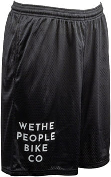 We The People Bike Co Basketball Shorts - Men's, Black, 2X-Large