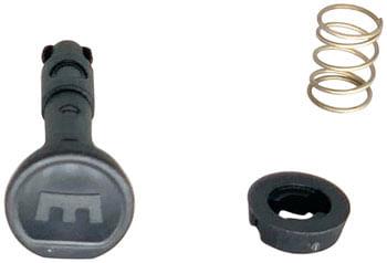 Magura BAT Plug Kit - For MT6/MT7/MT8/MT TRAIL SL, from MY2015+, Black