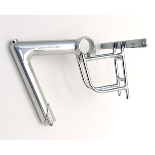Nitto ZAO Front Bag Decaleur - fits Pearl Stems - 70mm
