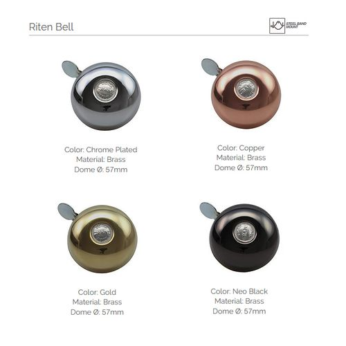 Crane Bell Riten Rotary Bell