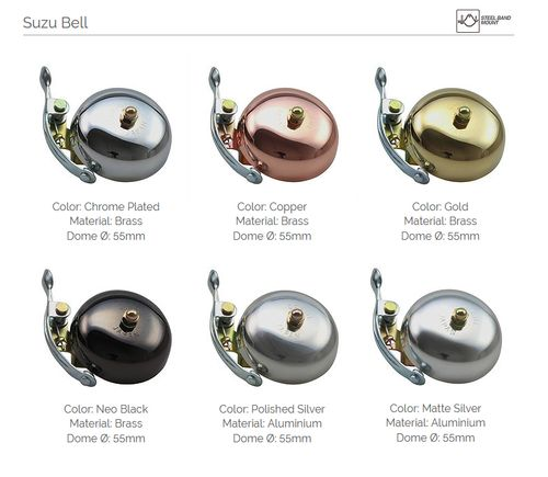 Crane Suzu Lever Strike Bell