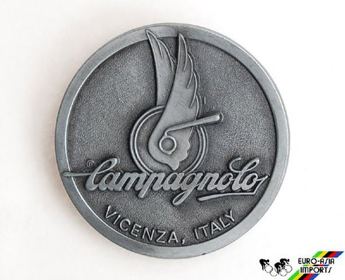 Campagnolo Belt Buckle - Pewter