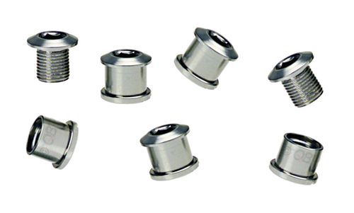 Sugino Steel Double  Chainring Ring Bolts