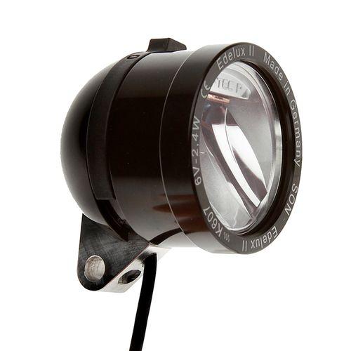 Schmidt Edelux LED II Front Headlight - 60cm Wire