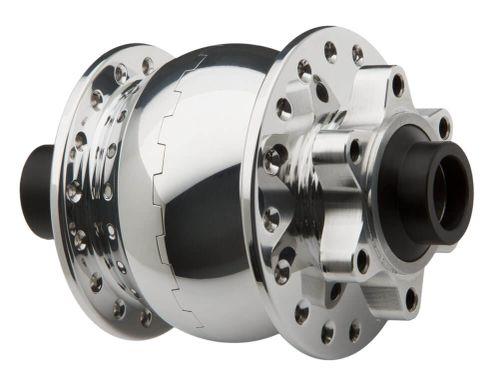 Schmidt SON28 Dynamo Front Hub - Thru Axle