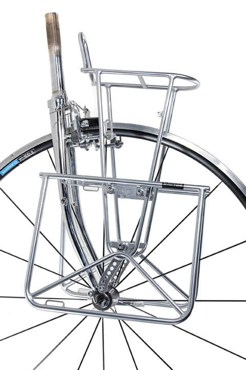 Nitto Campee 27F Front Rack - 700c