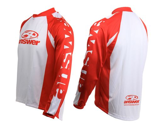 Answer Long Sleeve Jersey - Scales