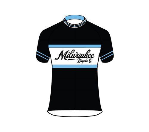 Milwaukee Bicycle Co. Pearl Izumi Elite Jersey
