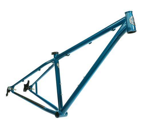 "Milwaukee Bicycle Co. Feral - 15"" - BMW Blue - Demo / Proto"