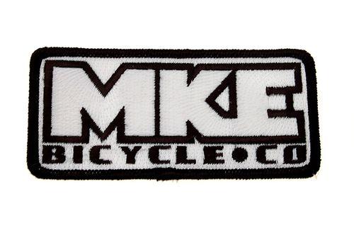 Milwaukee Bicycle Co. Patch - Retangle