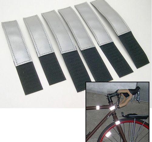 Soma Reflective Bike Loopies 6pc