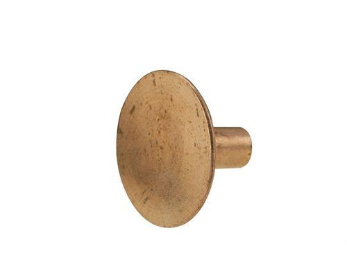 Brooks BYB272 Saddle Solid Copper Rivet Large Head - 16.5mm Diameter