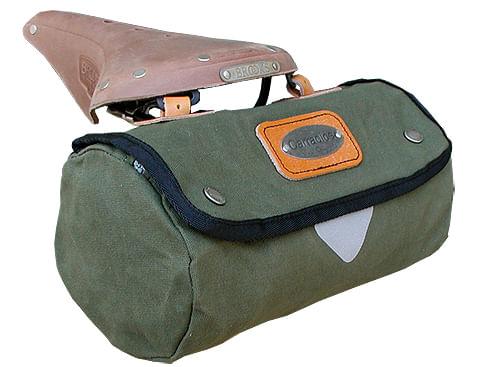 Carradice Zipped Roll Saddle Bag
