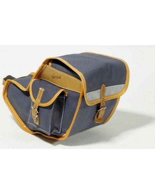 Gilles Berthoud GB904 Brooks QR Saddle Bag
