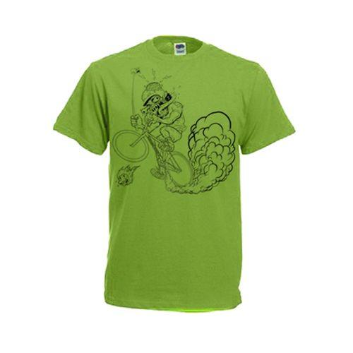 Milwaukee Bicycle Co. T-Shirt - Polo Goon