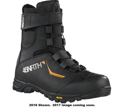 45NRTH 2017 Wolvhammer SPD Winter Cycling Boots