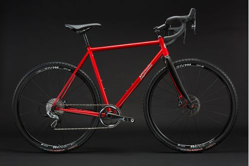 Milwaukee Bicycle Co. Mettle Frameset - Stock Color Choice