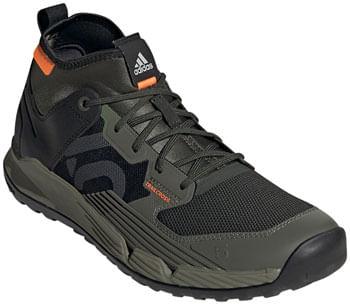 Five Ten Trailcross XT Flat Shoe  -  Men's, Core Black/Grey Six/Legend Earth, 8