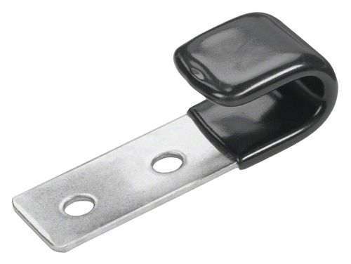 Jandd Pannier J Hook with Rubber Protector
