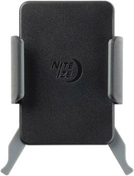 Nite Ize Squeeze Rotating Smartphone Bar Mount - Black