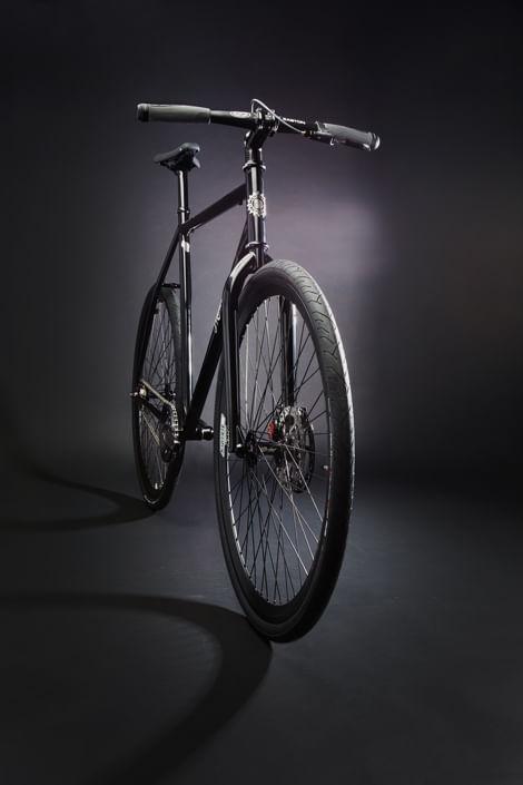 Milwaukee Bicycle Co. Polo Frameset - Stock Color Choice