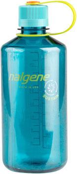 Nalgene Sustain Water Bottle - 32oz, Narrow Mouth, Cerulean