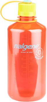Nalgene Sustain Water Bottle - 32oz, Narrow Mouth, Pomegranate
