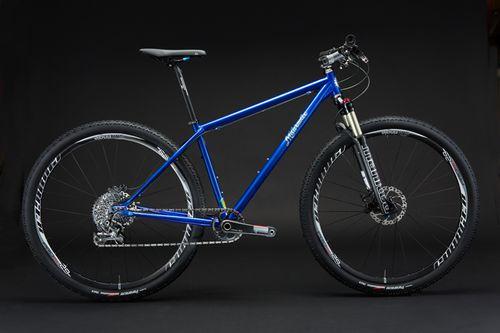 Milwaukee Bicycle Co. Grit 29er Frameset