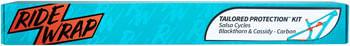 RideWrap Tailored Salsa - Blackthorn/Cassidy, Carbon, X-Large, Gloss
