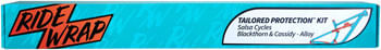 RideWrap Tailored Salsa - Blackthorn/Cassidy, Alloy, Large, Gloss