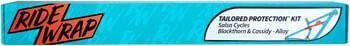 RideWrap Tailored Salsa - Blackthorn/Cassidy, Alloy, X-Large, Matte