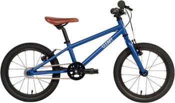 """Cleary Bikes Hedgehog 16"""" Single Speed Bike -  Blue Hawaii/Cream"""