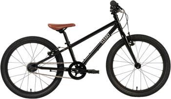 "Cleary Bikes Owl 20"" Internally Geared 3-Speed Bike - Graphite/Cream"