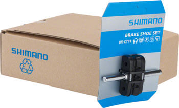 Shimano-CT91-Cantilever-Shoes-10-Pair-BR8796