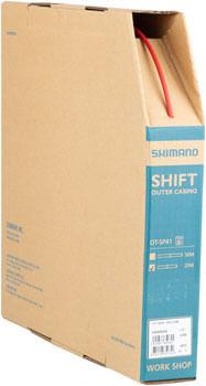 Shimano OT-SP41 Derailleur Housing - 25m, Red
