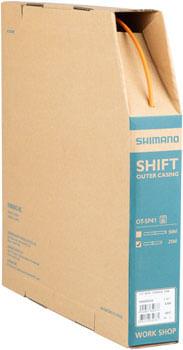 Shimano OT-SP41 Derailleur Housing - 25m, Orange