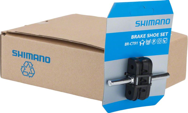Shimano-CT91-Cantilever-Shoes-10-Pair-BR8796-5