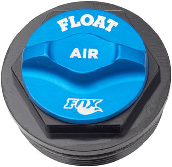 FOX Topcap Assembly - 2019 FLOAT, 32 Step Cast, LC NA2 Black