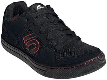 Five Ten Freerider Flat Shoe  -  Men's, Core Black/ FTWR White/ FTWR White, 11