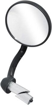 Delta Premium Bar End Mirror - Black