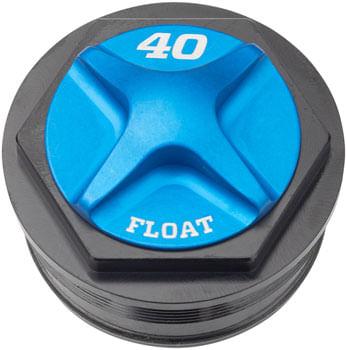 FOX Topcap Assembly - FLOAT, 40, NA 2, Blue