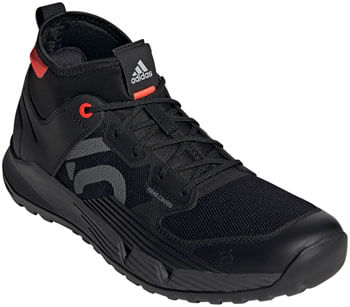 Five Ten Trailcross XT Men's Flat Shoe - Black/Grey Three/Solar Red, 8.5
