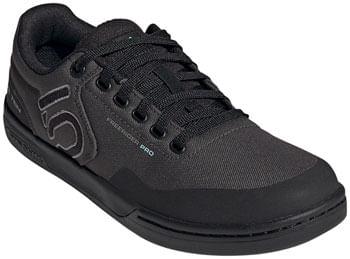 Five Ten Freerider Pro Primeblue Flat Shoe  -  Men's, DGH Solid Grey/Grey Three/Acid Mint, 9