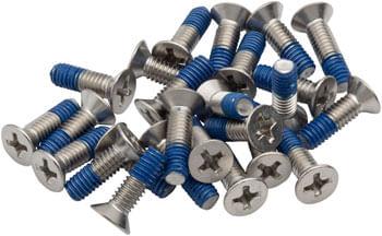 BikeFit Cleat Screws - Speedplay, 15mm, 25-Pack