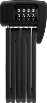 Abus BORDO Lite Mini 6055C/60 Folding Lock - Combination, 2', 5mm, SH Bracket, Black