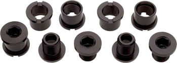 Problem-Solvers-Single-Chainring-Bolts-Black-Alloy-CR0011