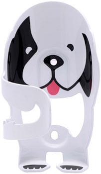 Portland Design Works Very Good Dog Water Bottle Cage: White