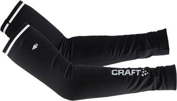Craft Cycling Arm Warmer - Black, Unisex, X-Small/Small