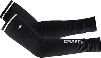 Craft Cycling Arm Warmer - Black, Unisex, X-Large/2X-Large