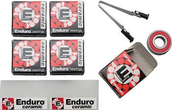 Enduro-Ceramic-Cartridge-Bearing-Kit-Mavic-Ksyrium-Elite-Equipe-BB4101